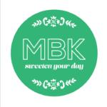 MBK circle &logo