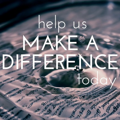 help us make a differencev6